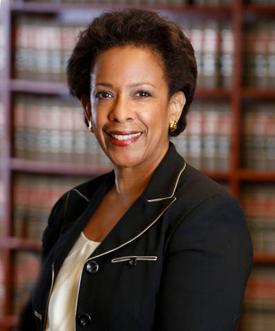 US Attorney Loretta Lynch